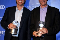Ray Romano and Mike Royce at the 5th Annual Television Academy Honors