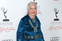 Lou Ann Graham arrives at the 21st Annual Hall of Fame Gala