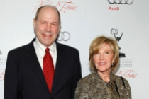 Michael Eisner and Jane Eisner arrive at the 21st Annual Hall of Fame Gala