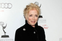 Holland Taylor arrives at the 21st Annual Hall of Fame Gala