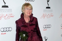 Kathryn Joosten arrives at the 21st Annual Hall of Fame Gala