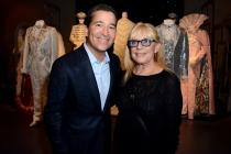 Bruce Rosenblum and Ellen Mirojnick