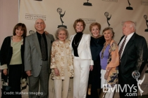 The cast of The Mary Tyler Moore Show