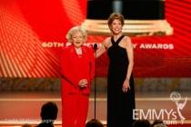 Betty White & Mary Tyler Moore