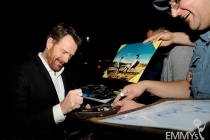 Bryan Cranston arrives at an Evening with Breaking Bad