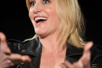 Anna Gunn participates in an Evening with Breaking Bad