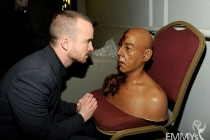 Aaron Paul attends an Evening with Breaking Bad