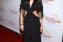 Shenae Grimes at the 32nd College Television Awards