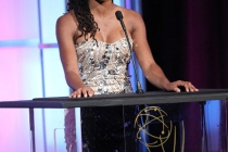 Shanola Hampton at the 32nd College Television Awards
