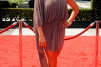 Stacey Tookey attends the 2011 Primetime Creative Arts Emmys
