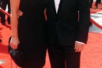 (L-R) Shirley Ballas and Mark Ballas attend the 2011 Primetime Creative Arts Emmys