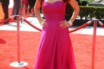 Maria Canals-Barrera attends the 2011 Primetime Creative Arts Emmys