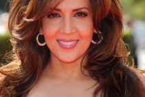 Maria Canals-Barrera attends the 2011 Primetime Creative Arts Emmys