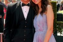 Avan Jogia and Victoria Justice attend the 2011 Primetime Creative Arts Emmys