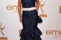 Paula Abdul arrives at the Academy of Television Arts & Sciences 63rd Primetime Emmy Awards at Nokia Theatre L.A. Live