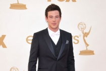 Cory Monteith arrives at the Academy of Television Arts & Sciences 63rd Primetime Emmy Awards