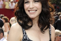 Julianna Margulies on the red carpet at the 62nd Primetime Emmy Awards