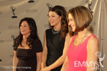 Hot In Cleveland - Valerie Bertinelli, Jane Leeves & Wendie Malick