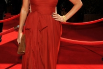 Connie Britton arrives at the Academy of Television Arts & Sciences 63rd Primetime Emmy Awards
