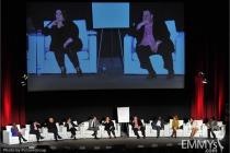 Melissa McCarthy, Billy Gardell, Chuck Lorre, Reno Wilson, Swoosie Kurtz, Katy Mixon, Nyambi Nyambi, James Burrows, Don Foster