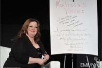 melissa McCarthy participates in an Evening with Mike & Molly