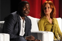 Reno Wilson and Swoosie Kurtz participate in an Evening with Mike & Molly