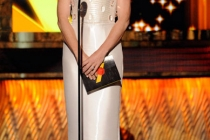 Julianna Margulies onstage at the Academy of Television Arts & Sciences 63rd Primetime Emmy Awards