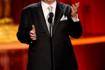 Spike Jones Jr., onstage at the Academy of Television Arts and Sciences 2011 Primetime Creative Arts Emmys