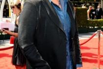 Dot Marie Jones of Glee at the 2011 Primetime Creative Arts Emmys