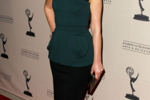 Hannah Ware arrives at An Evening With Boss