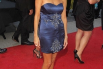 Kristin Chenoweth at the 62nd Primetime Creative Arts Emmy Awards
