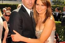 Jon Hamm and Mary Lynn Rajskub at the 62nd Primetime Creative Arts Emmy Awards