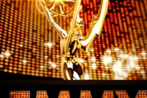 A general view of atmosphere onstage during the 62nd Primetime Creative Arts Emmy Awards at Nokia Theatre