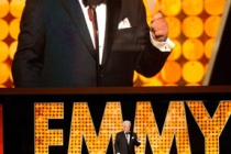 Spike Jones Jr. speaks onstage during the 62nd Primetime Creative Arts Emmy Awards at Nokia Theatre