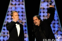 Neil Patrick Harris and Glenn Weiss accept the Best Special Class Program 'Tony Awards' award