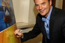 Wally Kurth at 45 Years of Days of Our Lives