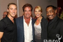 Kyle Lowder, John Callahan, Arianne Zucker & James Reynolds at the 45 Years Of Days Of Our Lives event