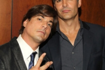 Bryan Dattilo & Galen Gering at the 45 Years Of Days Of Our Lives event