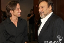 Jay Kenneth Johnson & Joseph Mascolo at the 45 Years Of Days Of Our Lives event