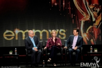 John Shaffner, Jane Lynch, Mark Burnett