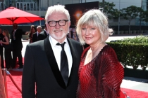 Bill Groom on the Red Carpet at the 65th Creative Arts Emmys