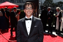 Dan Bucatinsky on the Red Carpet at the 65th Creative Arts Emmys