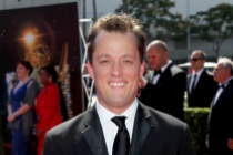Nathan Barr on the Red Carpet at the 65th Creative Arts Emmys