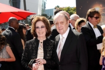 Ginny Newhart and Bob Newhart on the Red Carpet at the 65th Creative Arts Emmys