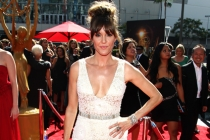 Erinn Hayes on the Red Carpet at the 65th Creative Arts Emmys