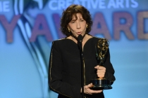 Lily Tomlin, winner for Voice-Over Performance in An Apology to Elephants