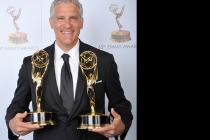 Todd Kleitsch at the 65th Creative Arts Emmys
