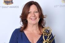 Diane Estelle Vicari at the 65th Creative Arts Emmys