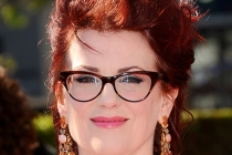 Megan Mullally on the Red Carpet at the 65th Creative Arts Emmys