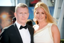 Patrick Kielty and Cat Deeley on the Red Carpet at the 65th Creative Arts Emmys